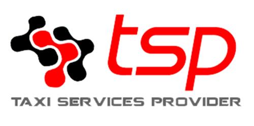Taxi Services Retina Logo